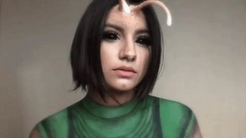 How to One-Up All the Other 'Guardians of the Galaxy' Costumes as Mantis (Makeup & Antennae Guide)