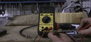 Use a multimeter to test common household appliances