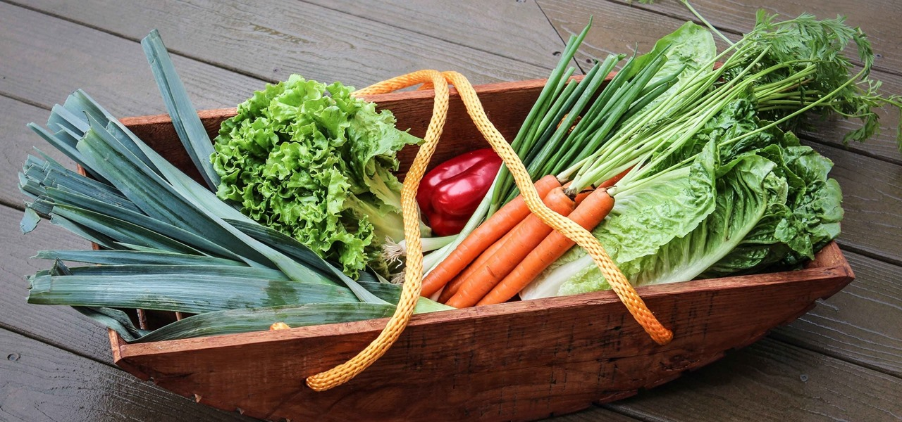 Make a Garden Trug