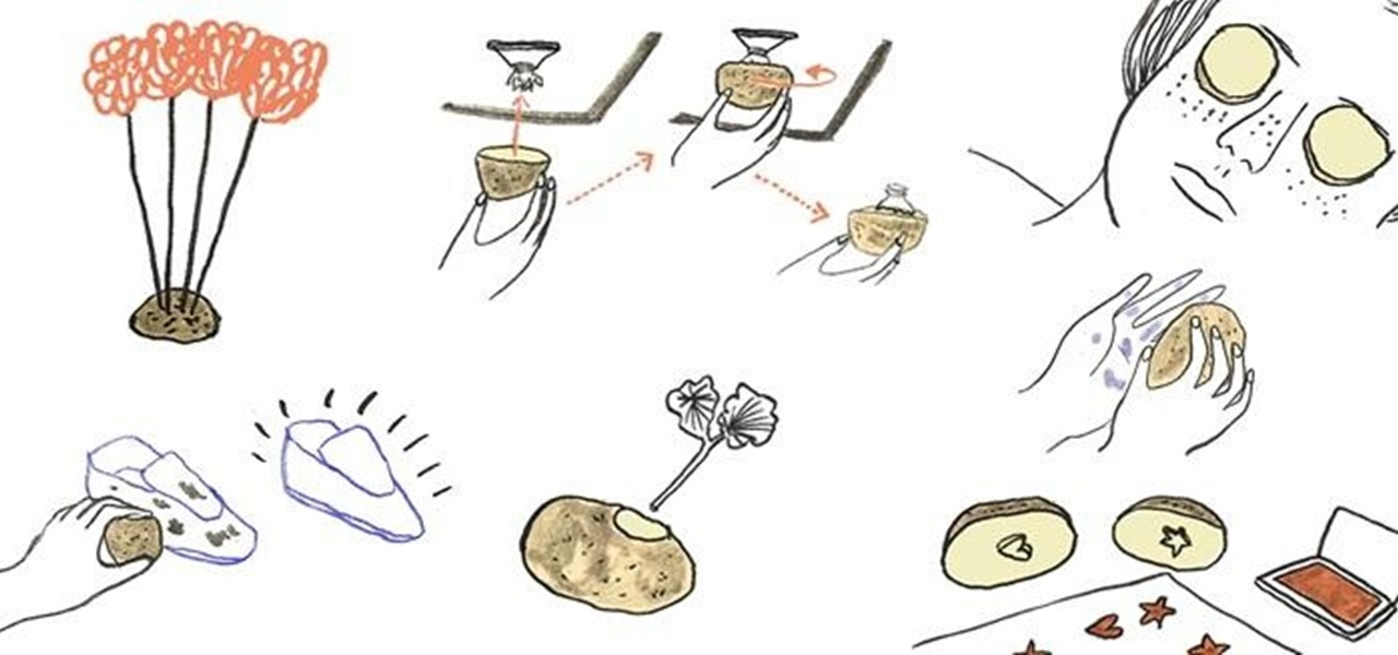 12 Weirdly Practical Uses for Potatoes