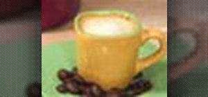 Make a Caffe Macchiato