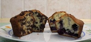 Make a simple muffin mix for any flavor