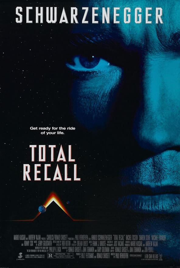 Total Recall - Movie Trailer & Poster