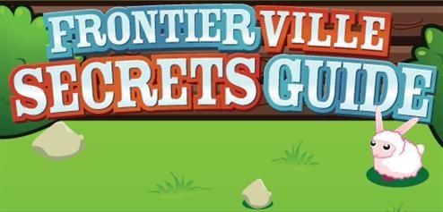 FrontierVille Secrets Guide