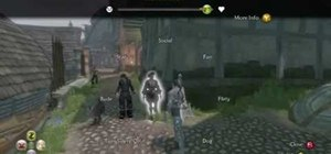 Get the Menace to Society achievement in Fable II