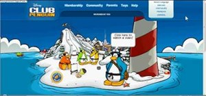 Hack coins in Club Penguin (11/19/09)