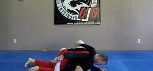 Counter an arm bar with a kimura in Jiu Jitsu