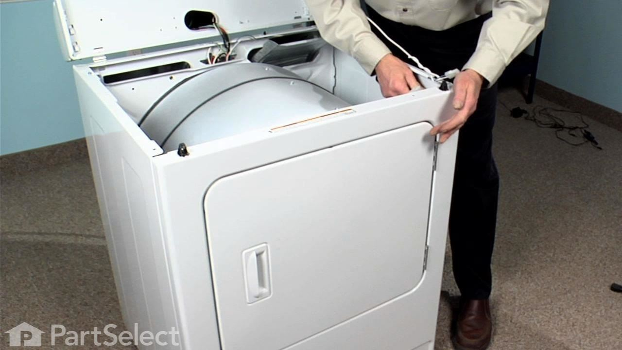 How to Replace the Dryer's Idler Pulley