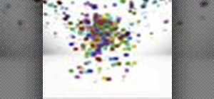 Create particle confetti in Motion