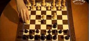 Checkmate an opponent in four moves with School's Mate