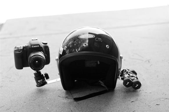 How To: Make a Helmet Cam (DSLR)