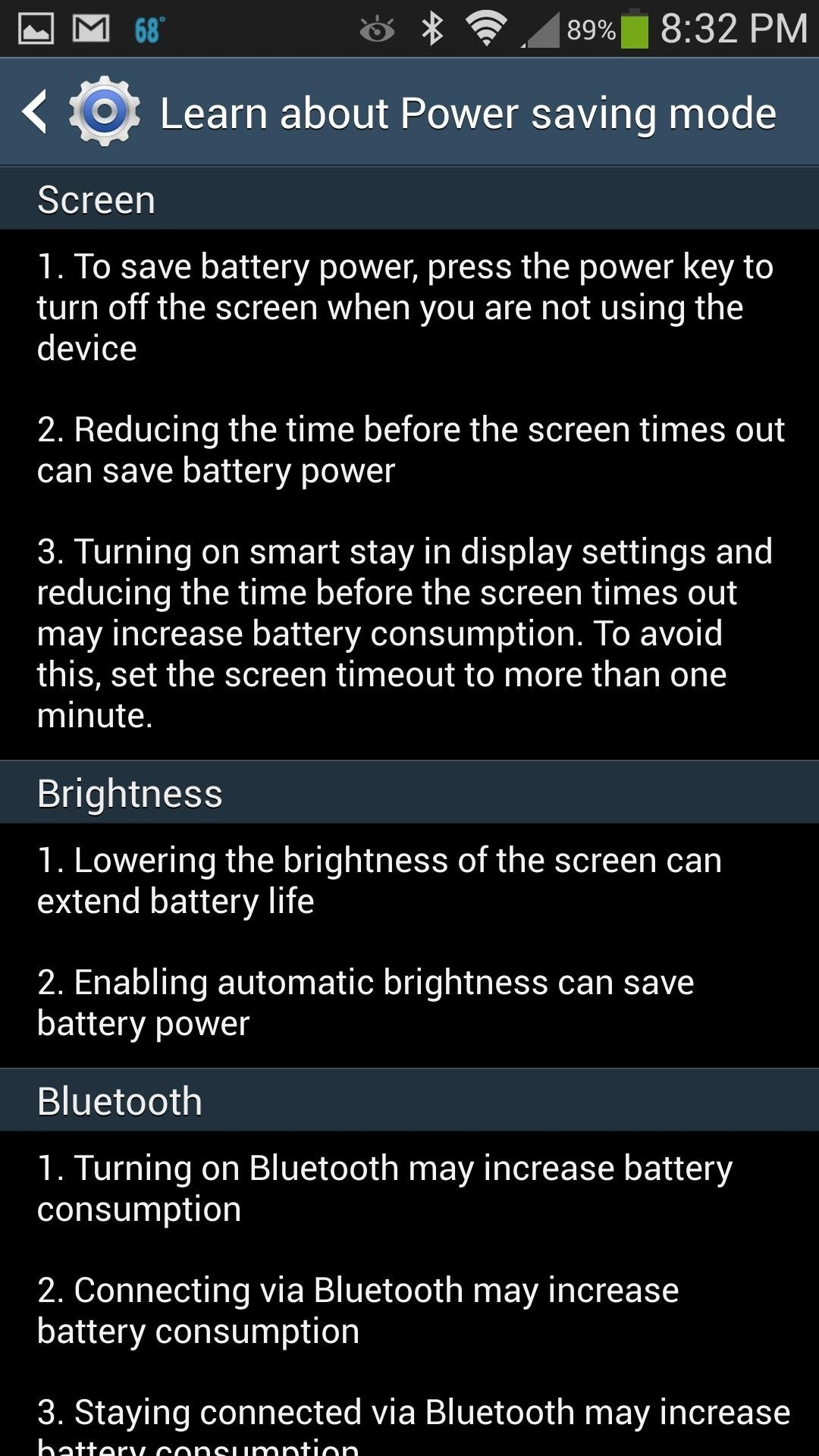 How to Totally Maximize the Battery Life of Your Samsung Galaxy S4