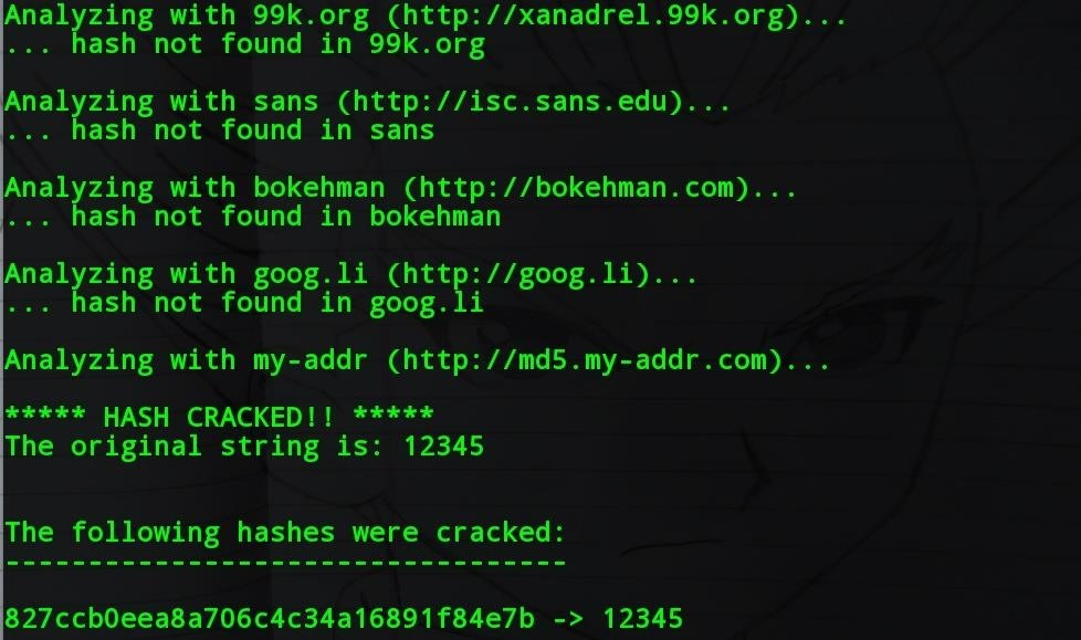 How to Identify and Crack Hashes