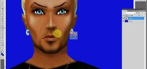 Clean up an IMVU avatar in Photoshop