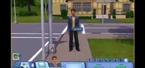 Teleport your sims in Sims 3 without a teleport pad