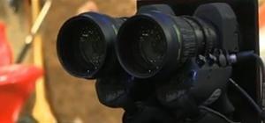 NAB 2010 - Fujinon Synchronized 3D Lens
