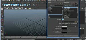 Use the Shelf Editor in Autodesk Maya 2011