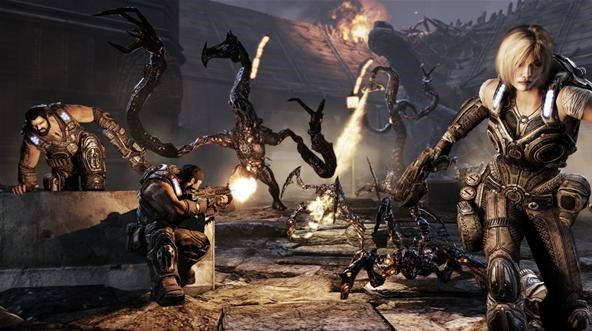 Out Today: How to Play the Gears of War 3 Beta Version on Xbox Live