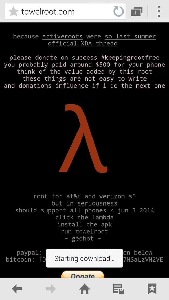 Root Android – JailbreakStation
