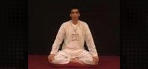 Do a yoga deep breathing exercise
