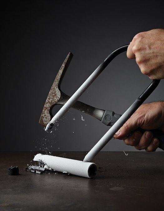 U-Lock Gets Hammered: Is Compressed Air a Bike Thief's New Best Friend?