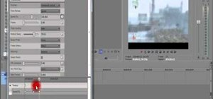 Use the Twixtor effect in Sony Vegas