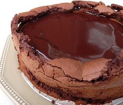 RECIPE: Seriously Decadent Flourless Chocolate Cake