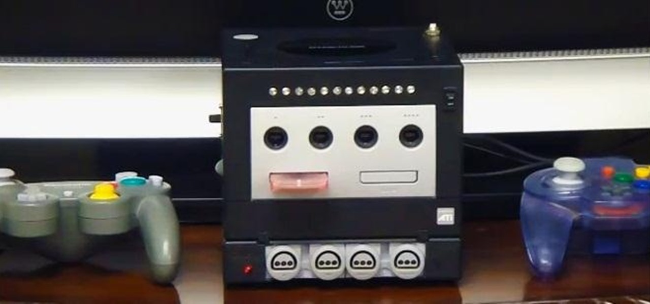 Combine a GameCube and N64 into One Awesome Hybrid Gaming Console
