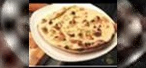 Bake Tandoori Roti Indian Wheat Bread