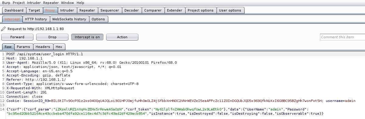 Access Point Admin Login & Password Using Hydra -