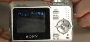 Use the Sony DSC S650 digital camera