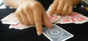 Perform the cool world's best card trick