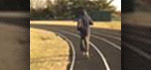 Run on a track