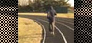 Run on a track