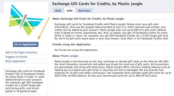 Friday Fresh: Trade Gift Cards For Facebook Credits And More
