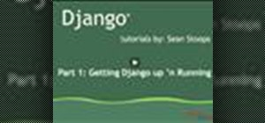 Turn your Linux machine into a Django server