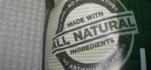 Organic vs. Natural