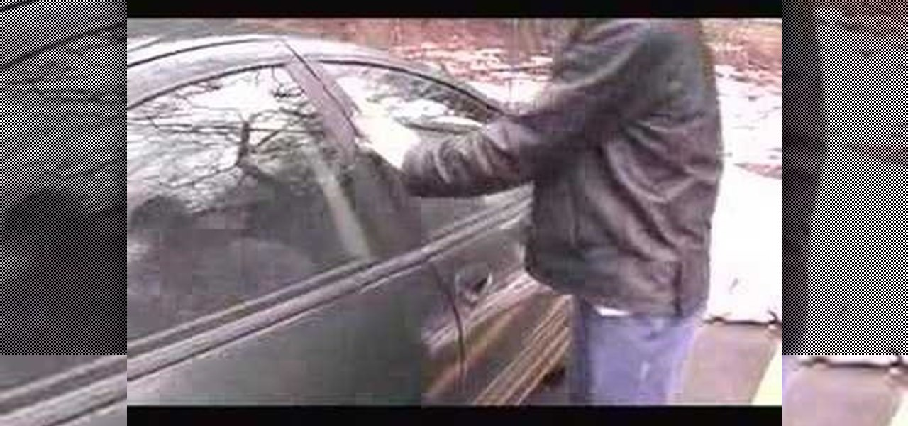 Break into Your Car to Retrieve Your Keys