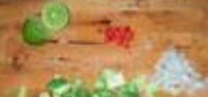 Makedelicious guacamole