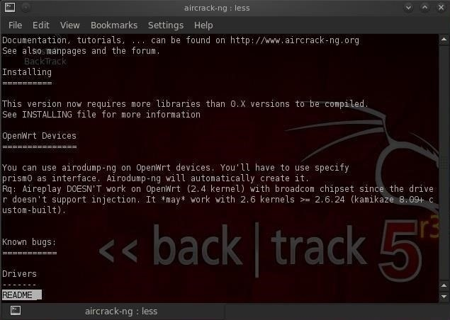 Hack Like a Pro: Linux Basics for the Aspiring Hacker, Part 3 (Managing Directories & Files)