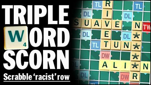 Death Sentence for SCRABBLE: The Racism Debate Continues...