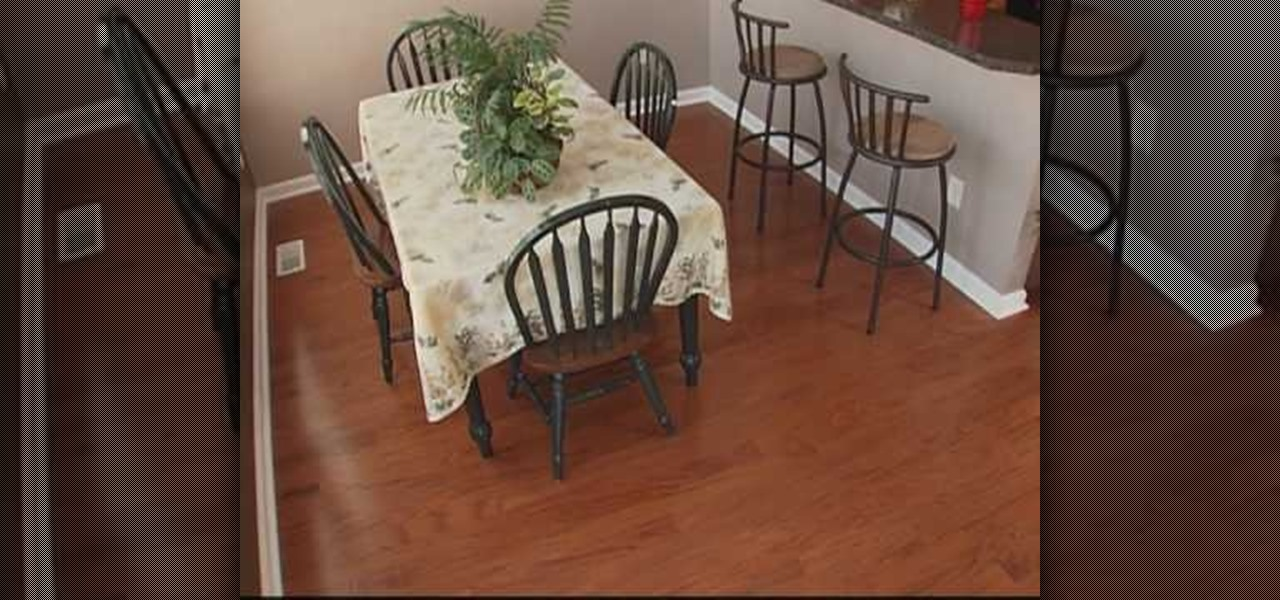 How To Install A Locking Hardwood Floor With Lowes Construction
