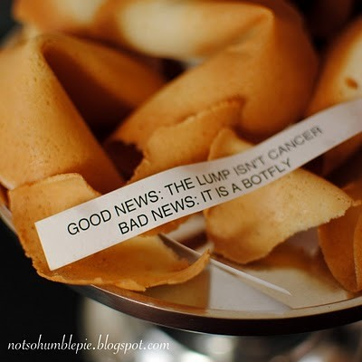 HowTo: Customized Fortune Cookies