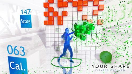 E3 2010: Kinect Workout Game