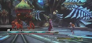 Defeat Aster Protoflorian in Final Fantasy XIII