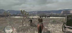 Get the Gunslinger achievement in Red Dead Redemption