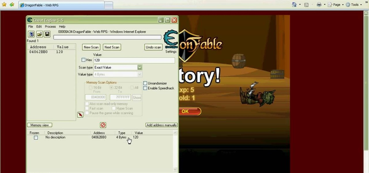How to Hack the game Pandemic 2 using Cheat Engine « Web