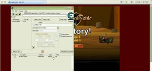 Hack the web game Dragon Fable using Cheat Engine