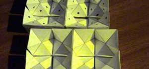 Make a Yoshimoto cube