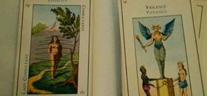 Use different decks of Tarot cards other than Rider-Waite